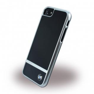 BMW Aluminum Stripe Hard Cover Schutzhülle Hülle für Apple iPhone 7 Hardcase Neu