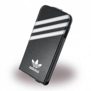 Adidas Premium Flip Case Tasche Hülle für Apple iPhone 6S 6 Etui Schutzhülle NEU