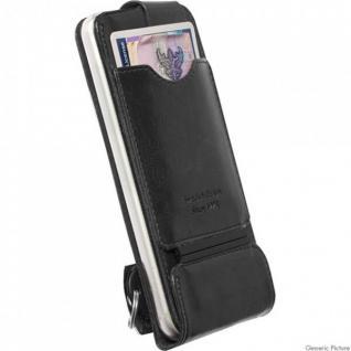 Krusell Ekerö Flexi Flip Wallet Tasche Hülle für Sony Xperia Z5 Compact Cover