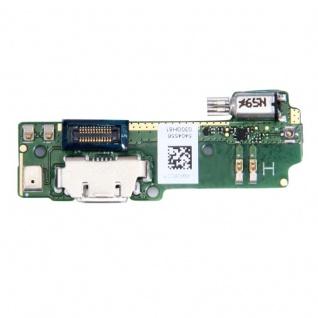 Ladebuchse Micro USB für Sony XPERIA XA F3111 Dual F3112 Vibration Antenne Modul