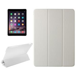 Smartcover Weiss Zubehör Tasche Etui für Apple iPad Air 2 2014 Case Cover Neu