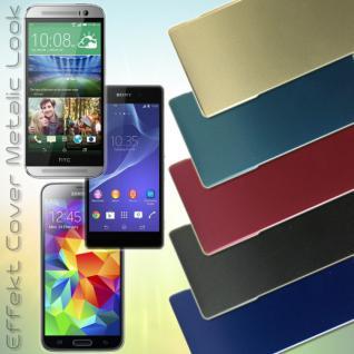 Hardcase Effekt für verschiedene Sony Xperia Modelle Case Cover Zubehör Schale Neu