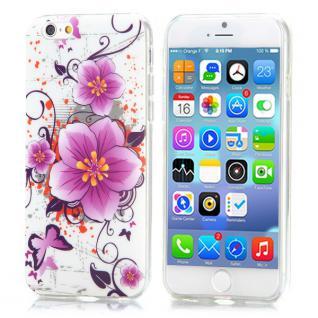 Günstige Hülle Schutz Silikon TPU für Apple iPhone 6 4.7 Handyzubehör Motiv 16