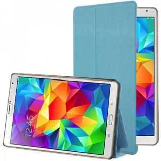Smartcover Blau für Samsung Galaxy Tab S 8.4 T700 Hülle Case Cover Zubehör Neu