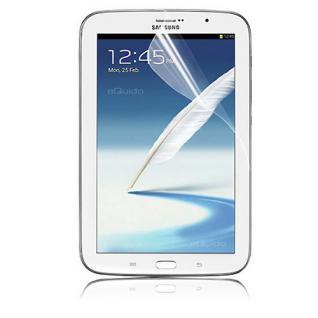 Displayschutzfolie für Samsung Galaxy Note 8.0 N5100 N5110 Zubehör + Poliertuch