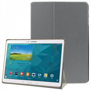 Smartcover Grau für Samsung Galaxy Tab S 10.5 T800 Hülle Case Cover Zubehör