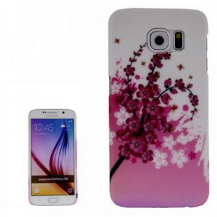 Hardcase Motiv 6 für Samsung Galaxy S6 G920 G920F Hülle Case Cover Tasche Schutz