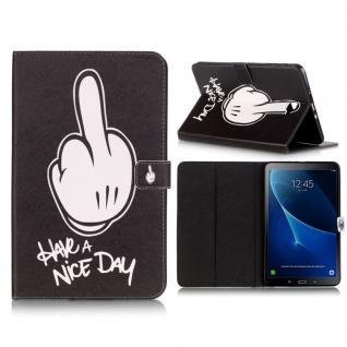 Schutzhülle Motiv 76 Tasche für Samsung Galaxy Tab A 10.1 T580 T585 Hülle Cover