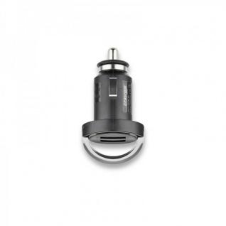 Original Cabstone USB KfZ Auto Lade Adapter 2100 mAh für alle Smartphone Neu Top