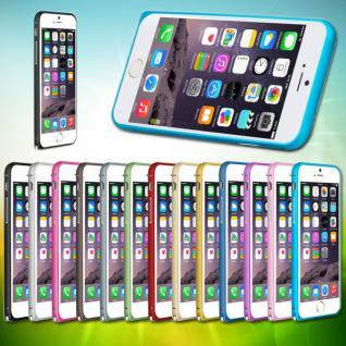 Original LOVE MEI Metall Bumper für viele Apple iPhone Modelle Hülle Case Schutz