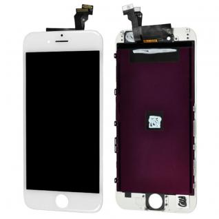 Display LCD Komplett Einheit Touch Panel für Apple iPhone 6 Plus 5.5 Weiß Ersatz