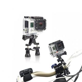 Fahrrad Halterung für GOPRO HD HERO 3+ 3 2 1 Sport Halterung Fahrradhalterung