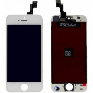 Display LCD Komplett Einheit Touch Panel für Apple iPhone SE Weiss Ersatz Glas