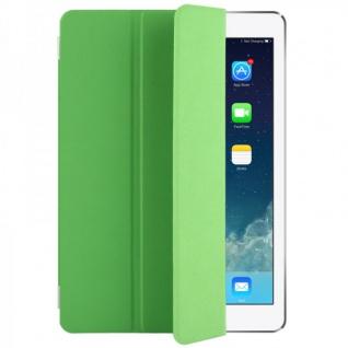 Smart Cover Grün für Apple iPad Air Hülle Case Tasche Schutz Etui Zubehör Neu