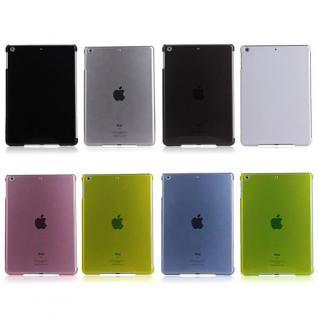 Hardcase Neon für Apple iPad Air Case Cover Hülle Schale Zubehör Etui + Folie