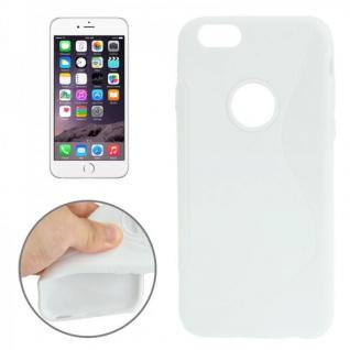 Günstige Hülle Schutz Silikon TPU für Apple iPhone 6 4.7 Handyzubehör Motiv 1