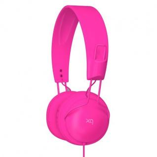 XQISIT Stereo Headset Kopfhörer Over the Ear XQBEATS Zubehör für Smartphones TOP