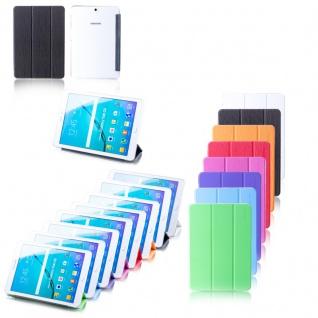 ENKAY Smartcover für Samsung Galaxy Tab Tasche Case Etui Hülle Schutz Zubehör