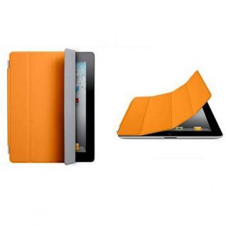 Smart Cover Orange für Apple iPad 2 3 4 Hülle Case Tasche Schutz Etui Zubehör