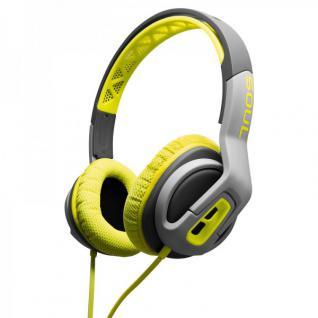 SOUL Transform Kopfhörer On-Ear Sportkopfhörer Studio Headset Grün Top Sound MFI