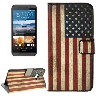 Schutzhülle Muster für HTC One 3 M9 2015 Tasche Cover Case Hülle Etui Schutz Neu