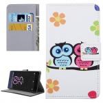 Tasche Wallet Premium Muster 17 für Sony Xperia X 5 Zoll F5121 Bookcover Hülle