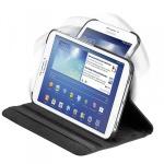 Edle Schutzhülle Schutzhülle Etui für Samsung Galaxy Tab 3 8.0 T3100 T3110 Tasche