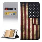 Schutzhülle Muster 10 für HTC One A9 Tasche Book Cover Case Hülle Etui Schutz