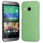 Exklusives Schutzcover für HTC One Mini 2 M5 Edel Hülle Cover Case grün