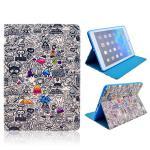 Hülle Tasche Gemustert Muster Motiv für Apple iPad Mini / 2 Retina Zubehör Folie