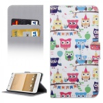 Schutzhülle Muster 33 für HTC One A9 Tasche Book Cover Case Hülle Etui Schutz