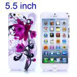 Silikon Case Muster 3 für Apple iPhone 6 Plus 5.5 Hülle Cover Schutz Zubehör Neu