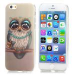 Silikon Case Muster 33 für Apple iPhone 6 4.7 Hülle Cover Schutz Zubehör Kappe