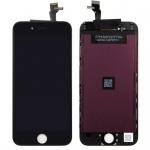 Display LCD Komplett Einheit Touch Panel für Apple iPhone 6 4.7 Schwarz Glas Neu