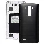 Akkudeckel Grau für LG Optimus G3 D855 Batterie Cover NFC Deckel Ersatzteil Neu