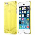 Original Baseus Cross Style Hardcase Gelb für Apple iPhone 6 4.7 Hülle Case Neu