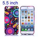 Silikon Case Muster 8 für Apple iPhone 6 Plus 5.5 Hülle Cover Schutz Zubehör Neu