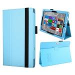 Schutzhülle Schutz Tasche Hell Blau für Microsoft Surface Pro 3 Hülle Case Neu