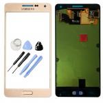 Display LCD Komplettset GH97-16679F Gold für Samsung Galaxy A5 A500 A500F Neu