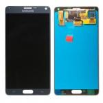 Display LCD Komplettset GH97-16565B Schwarz für Samsung Galaxy Note 4 N910F Neu