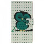 Schutzhülle Muster 44 für ZTE Blade S6 Bookcover Tasche Hülle Wallet Case Cover