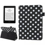 Schutzhülle Punkte für Amazon Kindle Fire HD 7 Version 2013 + Folie