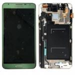 Display LCD Komplettset GH97-15540C Grün für Samsung Galaxy Note 3 Neo N7505 Neu