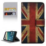 Schutzhülle Muster 9 für LG Google Nexus 5X Bookcover Tasche Hülle Book Case