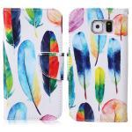 Schutzhülle Muster 66 für Samsung Galaxy S6 G920 G920F Tasche Cover Case Hülle