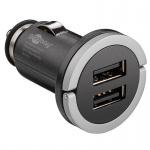 Dual USB Autoladegerät 2100 mAh für Smartphones KFZ Ladegerät Charger 2 Ports