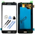 Display LCD Komplettset GH97-18792B Schwarz für Samsung Galaxy J5 J510F 2016 Neu