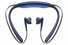 Samsung Level U Stereo Bluetooth Headset EO-BG920 Kopfhörer Nackenband Schwarz