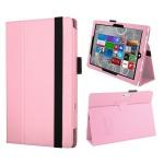 Schutzhülle Schutz Tasche Rosa für Microsoft Surface Pro 3 Hülle Case Etui Neu