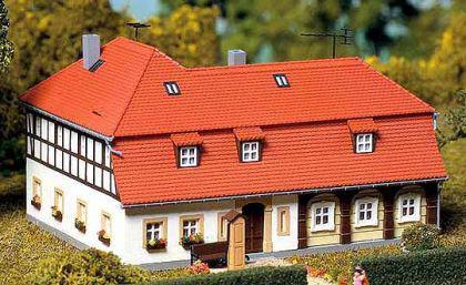 Auhagen TT 13305: Umgebindehaus